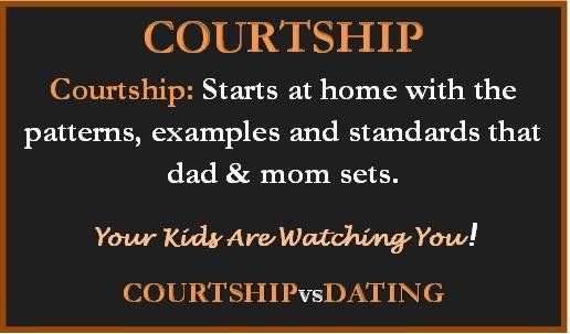 CourtshipVsDating