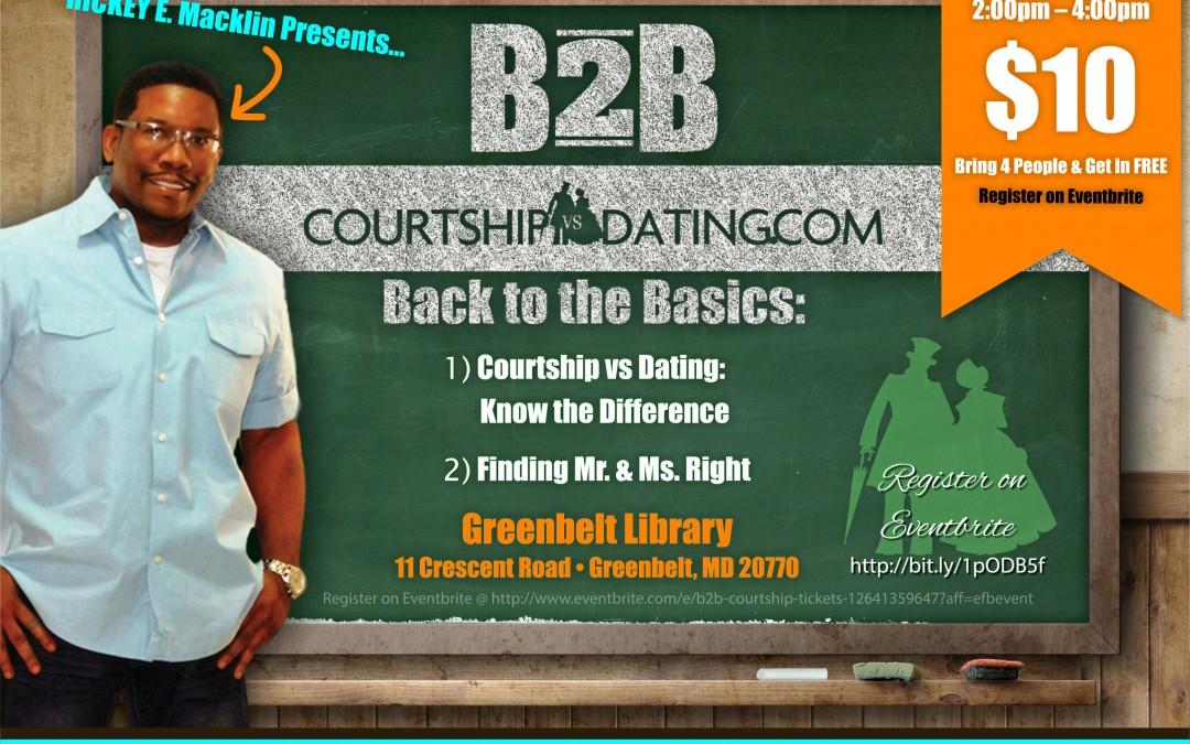 Courtship Events