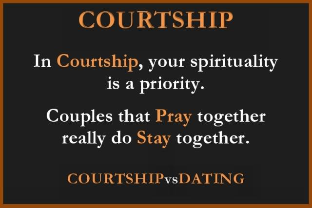 CourtshipVsDating Picture Page