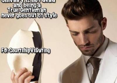 courtship vs dating fb
