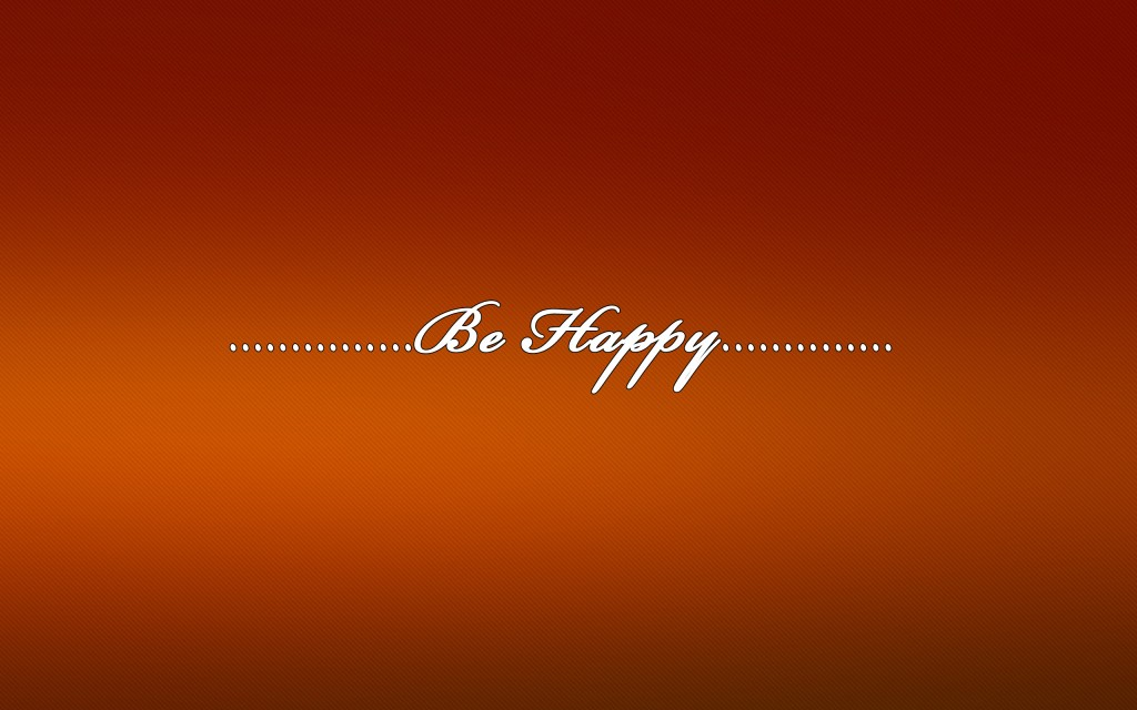 Be Happy copy