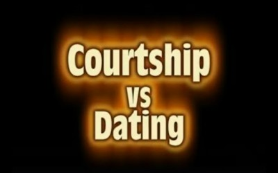 is there a difference between courtship and dating I hope you are now clear about the difference between a relationship and dating there is a definite difference between dating what's the difference between a.