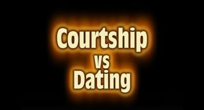 Dating vs courtship definition