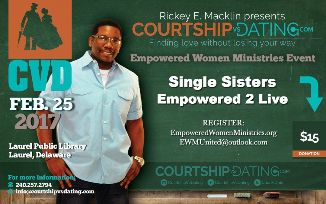 Single Sisters Empowered 2 Live