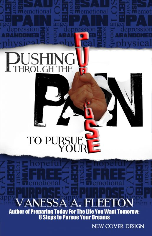 Pushing Through the Pain to Pursue Your Purpose