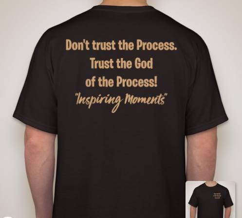 Inspiring Moments T-shirt