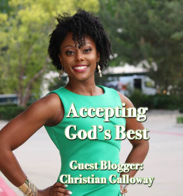 Accepting God's Best