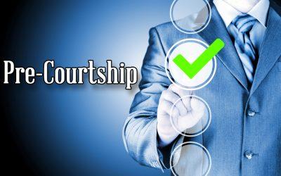 Pre-Courtship Checklist
